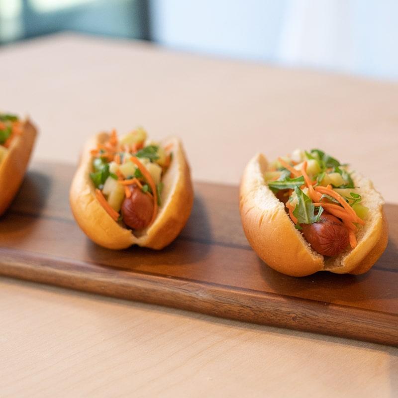 King's Hawaiian Original Hot Dog Buns, 8-pack